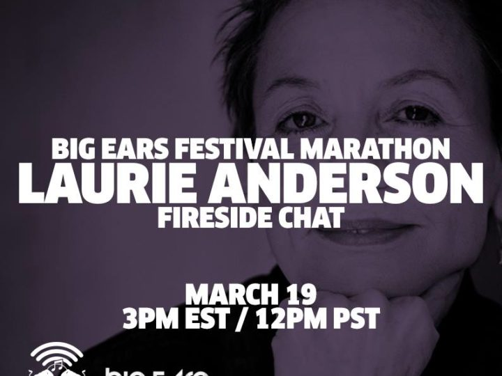 Fireside Chat on Big Ears Festival Marathon