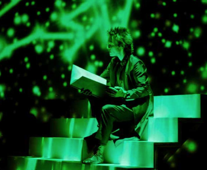 About | Laurie Anderson