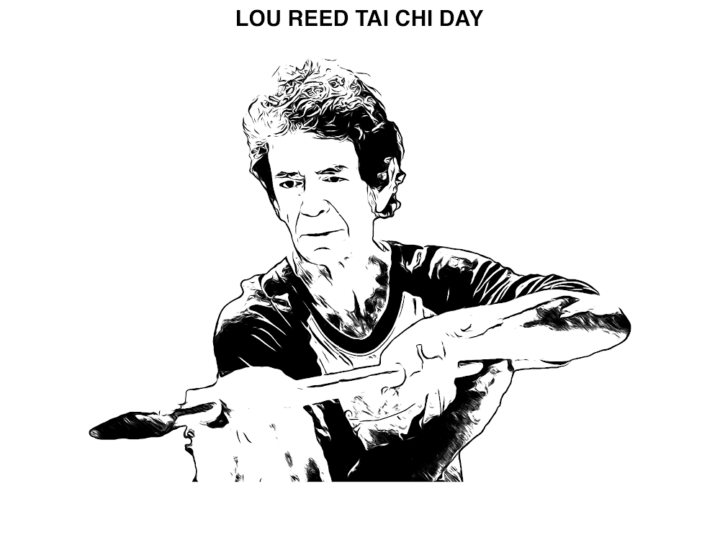 Lou Reed Tai Chi Day 2020